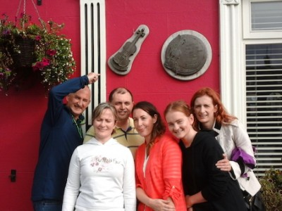 adare treasure hunt teambuilding