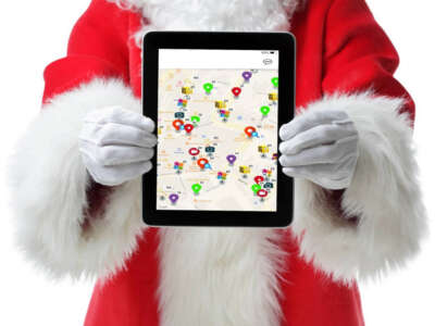 Virtual Christmas treasure hunt from TeamBuild.ie